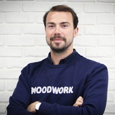 Benjamin Brion  CEO Moodwork